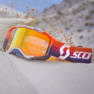 Masque SCOTT Prospect Mojave - Série Limitée