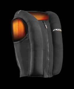 IXON Airbag connecté pour-moto- face - Accessoirement