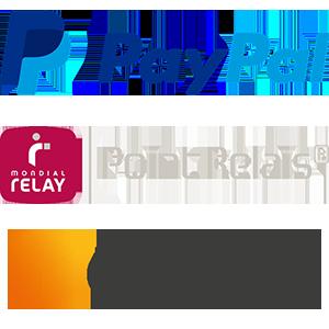 Vente à Distance - Paypal - Colissimo - Mondial Relay | Accessoirement à Boulogne Billancourt (92)