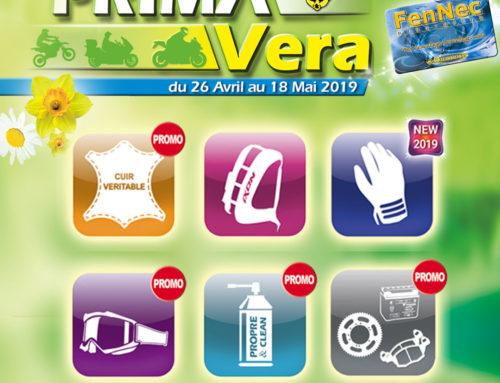 Prima Vera – Le printemps est arrivé chez Accessoirement