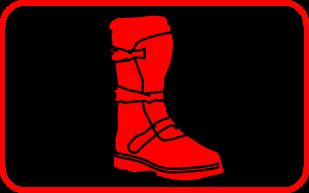 Les bottes Tout-terrain