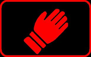 Les gants moto
