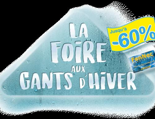 Foire Aux Gants du Vendredi 30 octobre au Samedi 14 novembre