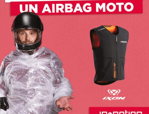 Un Airbag autonome ou intégré dans un blouson … maintenant ou jamais !